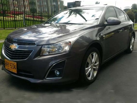 Chevrolet Cruze Lt Platinum 2013
