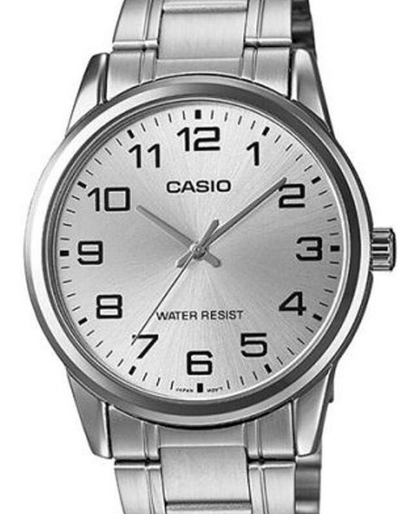 Relógio Casio Masculino Collection Prata