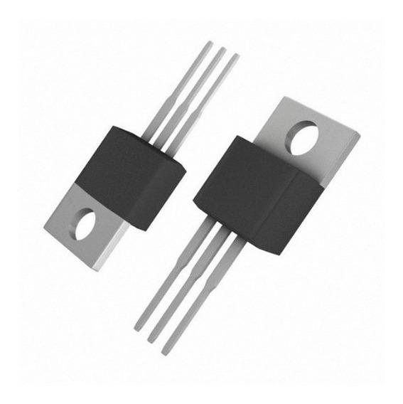 10 X Transistor Irfi520n Irfi520 / Kit Com 10 Peças