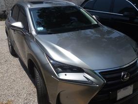 Lexus Camioneta 4x4 Mod. Nx 200t - 2015