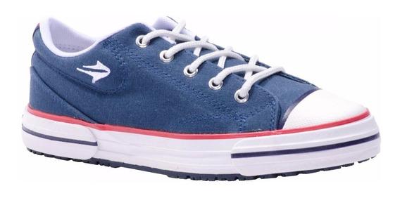 Zapatillas Topper Nova Low Hombre Azul