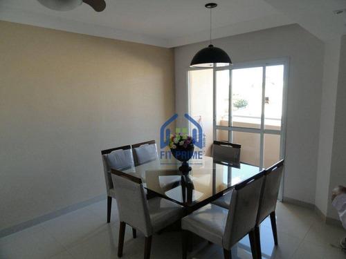 Apartamento Residencial À Venda, Loteamento Porto Seguro, São José Do Rio Preto - Ap0062. - Ap0062