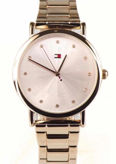 Reloj Tommy Hilfiger 1781901 Oro Rosado
