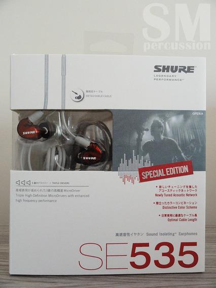 Fone In-ear Shure Se535