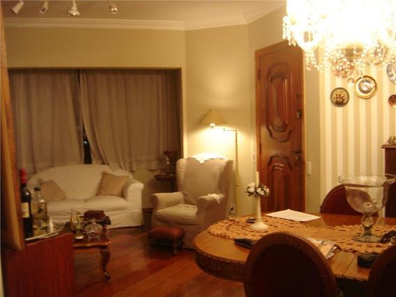 Apartamento Em Tatuapé, São Paulo/sp De 130m² 3 Quartos À Venda Por R$ 750.000,00 - Ap165659