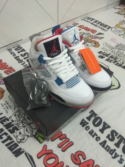 Air Jordan 4 What The Original Novo