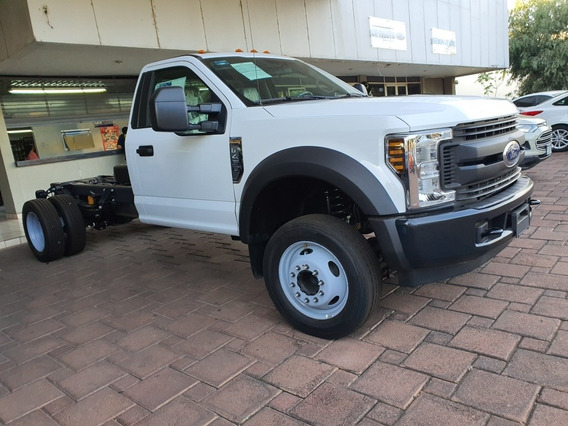 Ford F-450 6.8 Xl At 2019 Gasolina