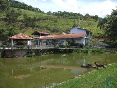 Sítio Rural À Venda, Chácara Taquari, São José Dos Campos - Ch0015. - Si0013