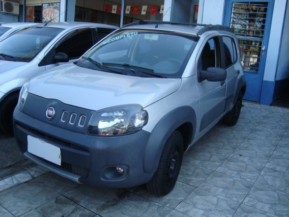 Fiat Uno 1.4 Way 8v Flex 4p Manual