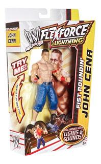 Wwe Flexforce Lightning - John Cena