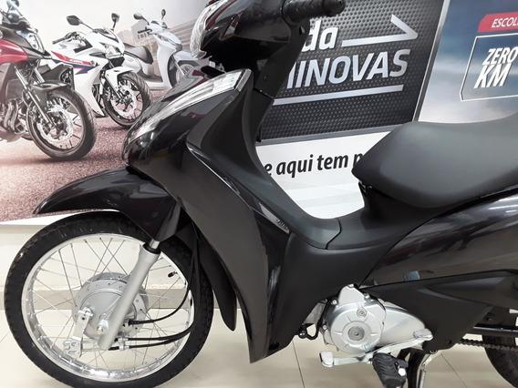 Biz 110cc Inj Eletronica Cambio Semi-automatico, Tomada 12v