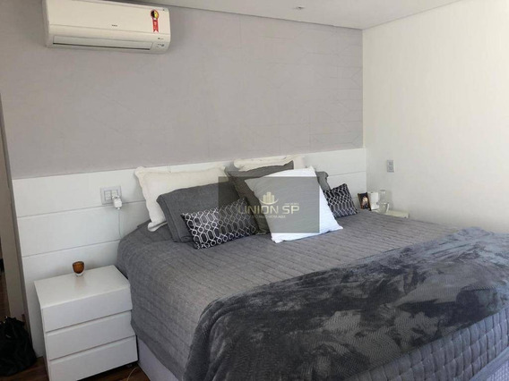 Sobrado Com 4 Dormitórios À Venda, 350 M² Por R$ 4.250.000,00 - Campo Belo - São Paulo/sp - So4015