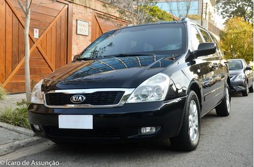 Kia Carnival 3.8 V6 Ex - 2007 - Blindado Impecável Baixa Km!