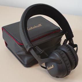 Headphone Marshall Mid Anc - Pouquíssimo Uso