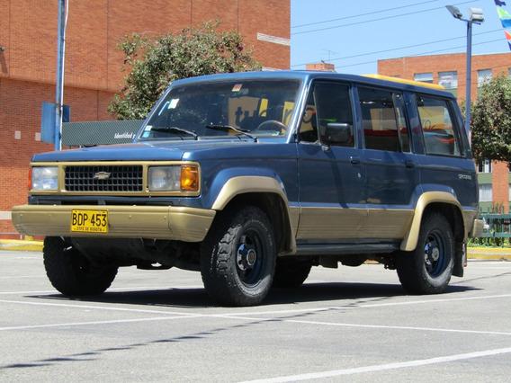 Chevrolet Trooper Mt 2600 Fe 4x4