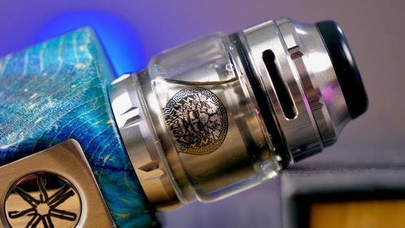 Atomizador Zeus X - Geekvape - Tanque Original Lacrado