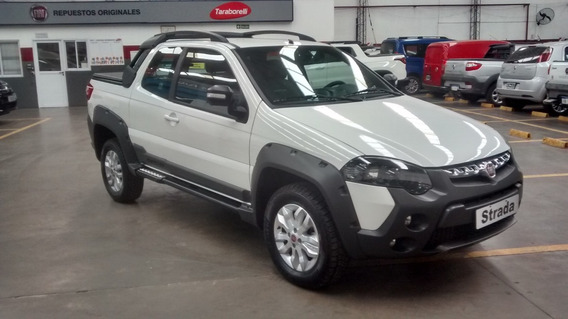 Fiat Strada 1.6 Adventure Cd Pack Top 0km 2019