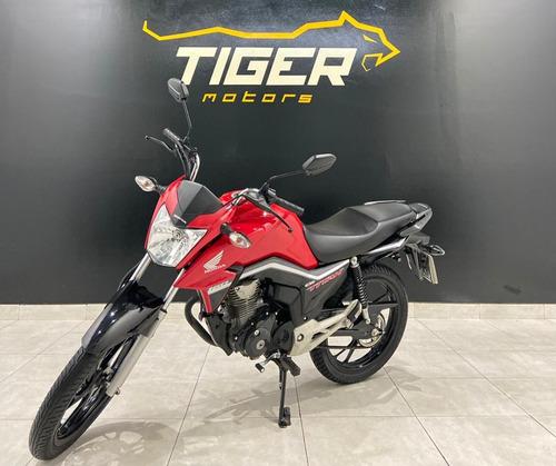 Honda Cg 160 Titan Ex 2020 - 4.600km
