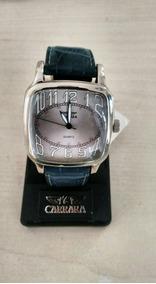 Relógio Carrara Unissex Rr28666c.