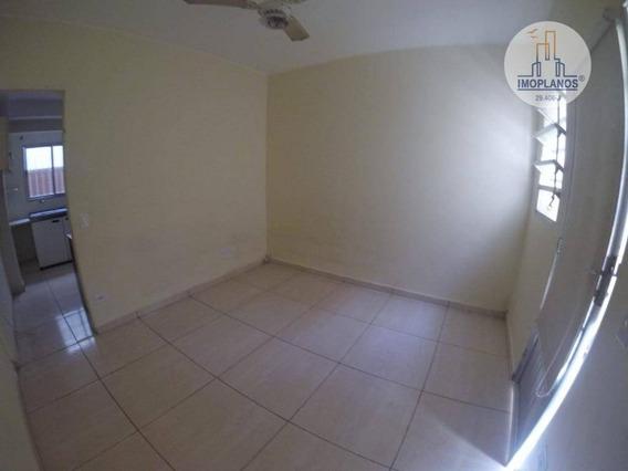 Kitnet Com 1 Dormitório À Venda, 29 M² Por R$ 99.000,00 - Canto Do Forte - Praia Grande/sp - Kn0663