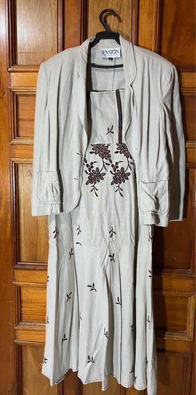 Vestido Formal De Mujer. 99% Nuevo Excelentes Condiciones