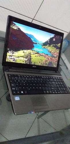 Notebook Acer Intel Core I5 / 500 Hd 4 Gigas  100% Func