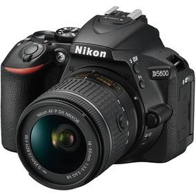 Câmera Nikon Pronta Entrega Loja D5600 Kit 18-55mm Garantia