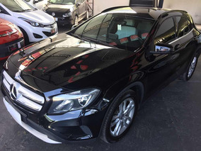 Mercedes-benz Classe Gla 1.6 Advance Turbo Flex 2016 Preta