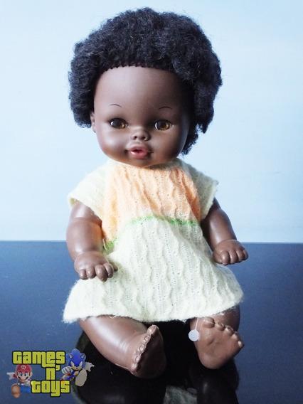 Boneca Bebê Negra Estrela Anos 90 Tenho Susi Barbie Mattel