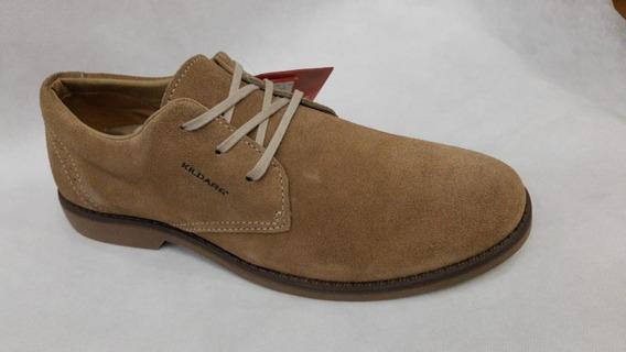 Sapato Kildare Camurça Ref:8760