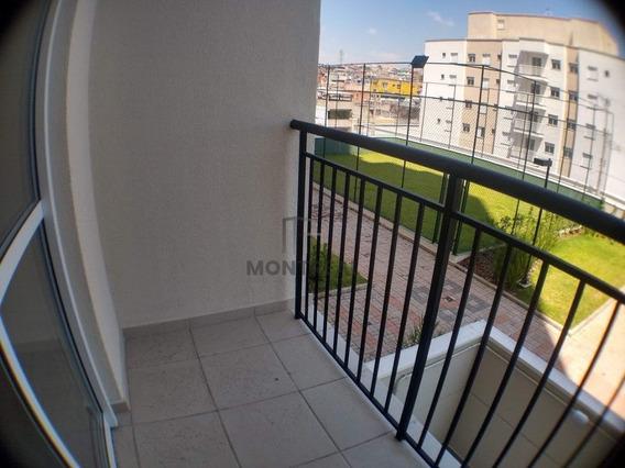 Apartamento Com 2 Dormitórios À Venda, 45 M² Por R$ 274.000,00 - Vila Carrão - São Paulo/sp - Ap0550