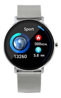 Smart Watch Mistral Reloj Inteligente Smt-l6m-08 Bt Gps