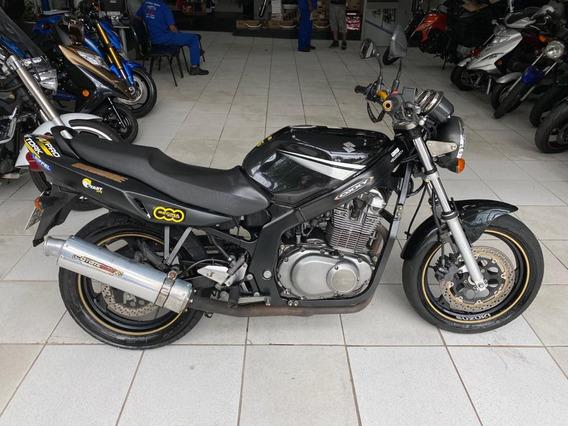 Suzuki Gs 500e 2009