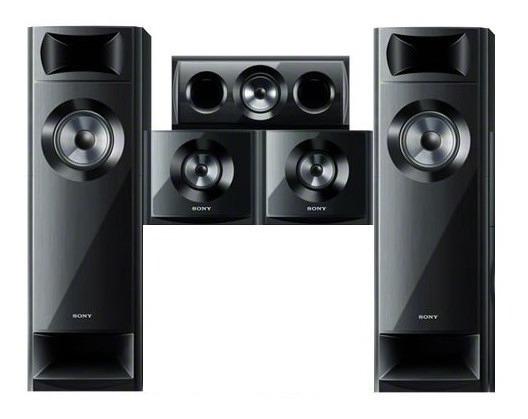 Vendo Cj 05 Caixas Sony Muteki M7 De 215w