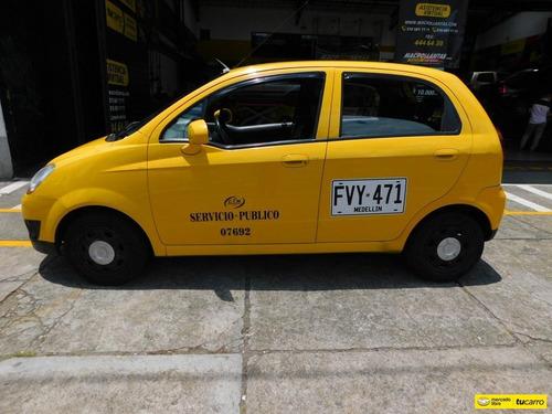 Chevrolet Spark Chevy Taxi