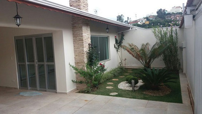 Casa Com 3 Quartos Para Comprar No Parque Vivaldi Leite Ribeiro Em Poços De Caldas/mg - 2142