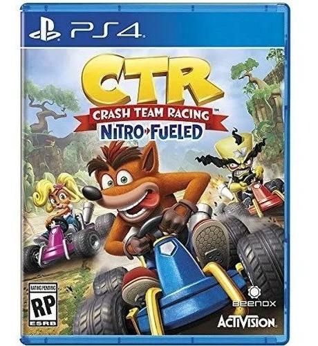 Crash Team Racing Nitro Fueled Digital 1 Leia A Descrição