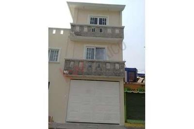 Casa En Renta Metepec Izcalli Vi, Recién Remodelada