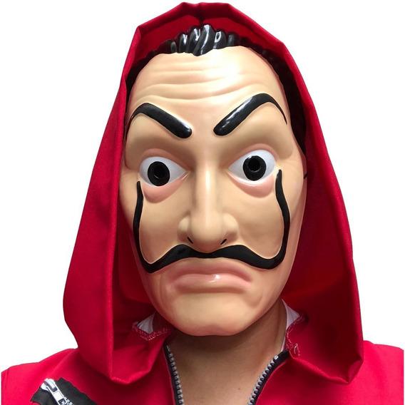 Cosplay Casa De Papel Disfraz Hombre Overol Mascara Mujer