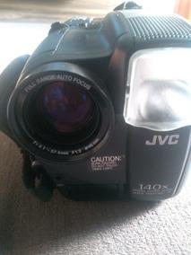 Câmera Filmadora Jvc Compact Vhs Intelegent Leia O Anuncio