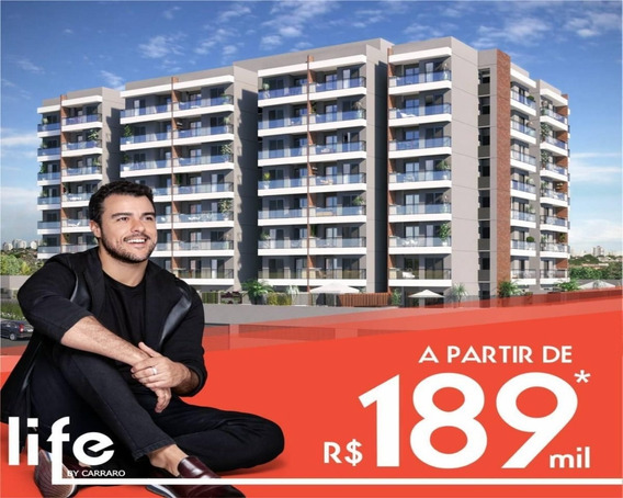 Lançamento Life By Carraro Studios 41 A 54m2 C/varanda 1 Vaga E Lazer Completo - 2943773909 - 34703133