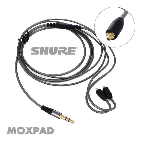 Cabo De Reposição In Ear Shure E Moxpad X6/x9/se215/se425