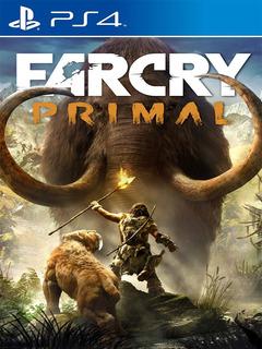 Far Cry Primal Digital Ps4