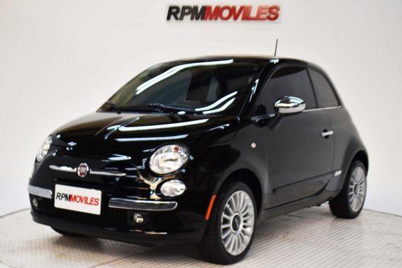 Fiat 500 1.4 Lounge At 105cv 2017 Rpm Moviles