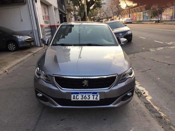 Peugeot 301 Año 2017 Allure 1.6l Nafta