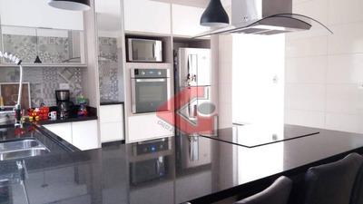 Sobrado Com 3 Dormitórios À Venda, 150 M² Por R$ 795.000 - Jardim Vera Cruz - São Bernardo Do Campo/sp - So0954