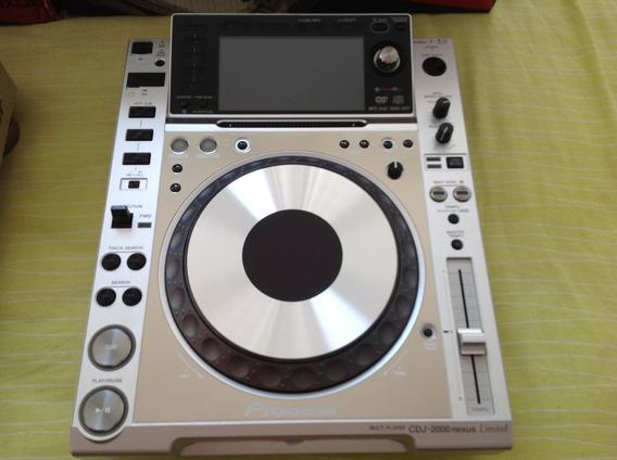 Cdj Pioneer 2000 Nexus Platinum Limited