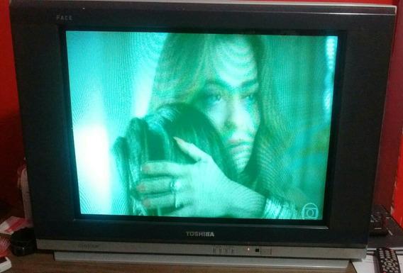 Vendo Tv Marca Toshiba 29 Polegadas.. Em Ótimo Estado!