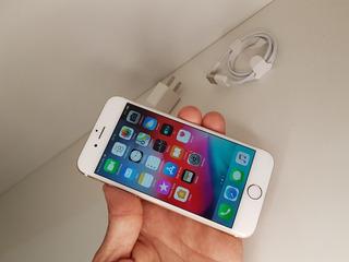 iPhone 6s 32gb Gold Em Perfeito Estado Sem Arranhões