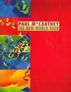 Paul Mccartney - The New World Tour Programme
